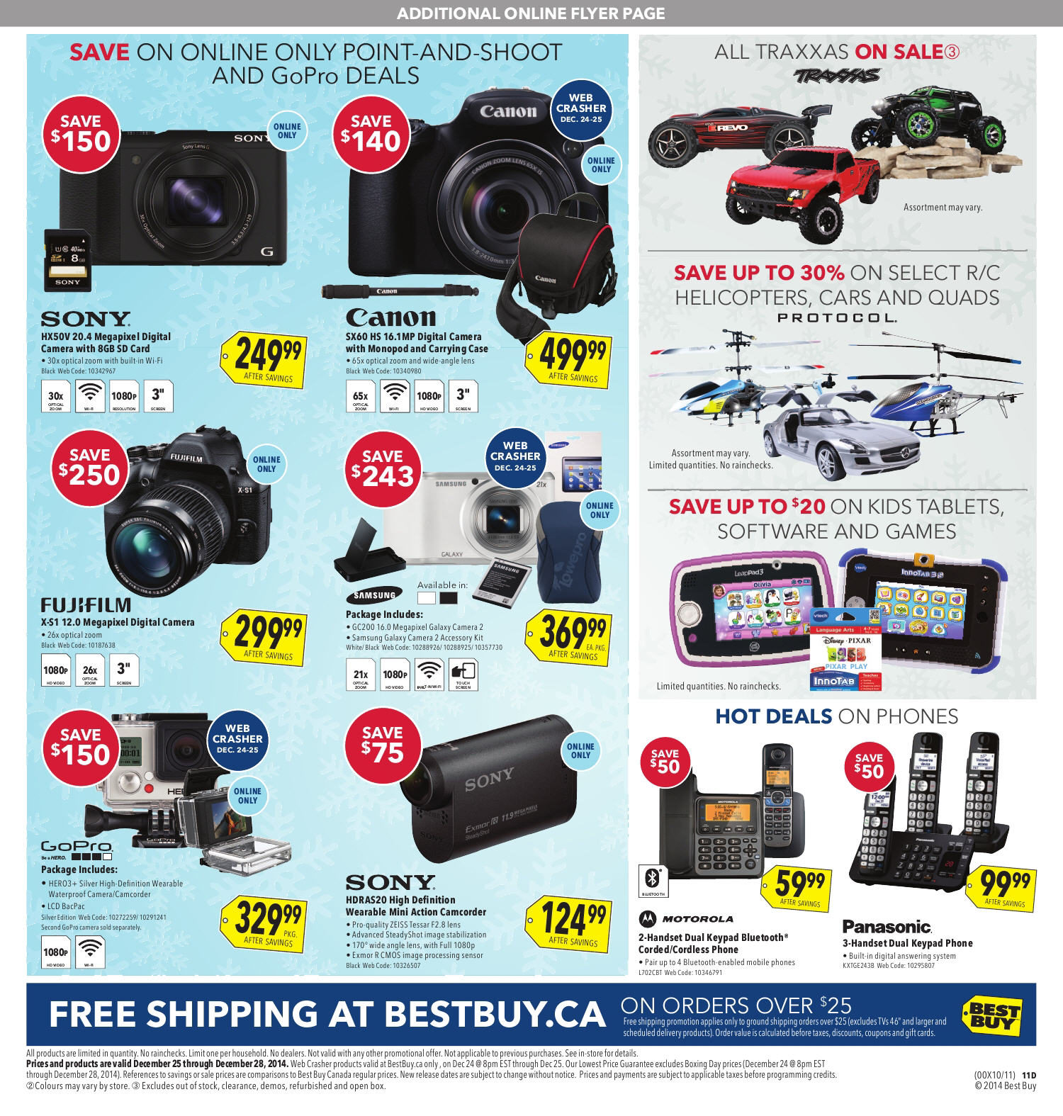 Best Buy Weekly Flyer - Boxing Day Sale - Dec 24 – 28 ...