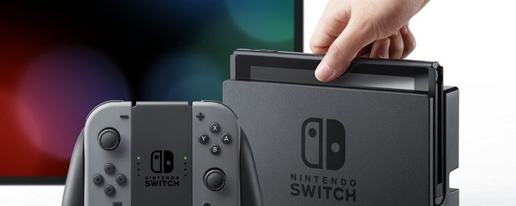 Nintendo Switch Presentation Roundup: Release Date, Pricing, Upcoming Games, and More!