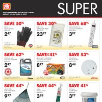 Home Hardware - Super Savers Flyer