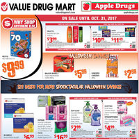Value Drug Mart - 2 Weeks of Savings Flyer