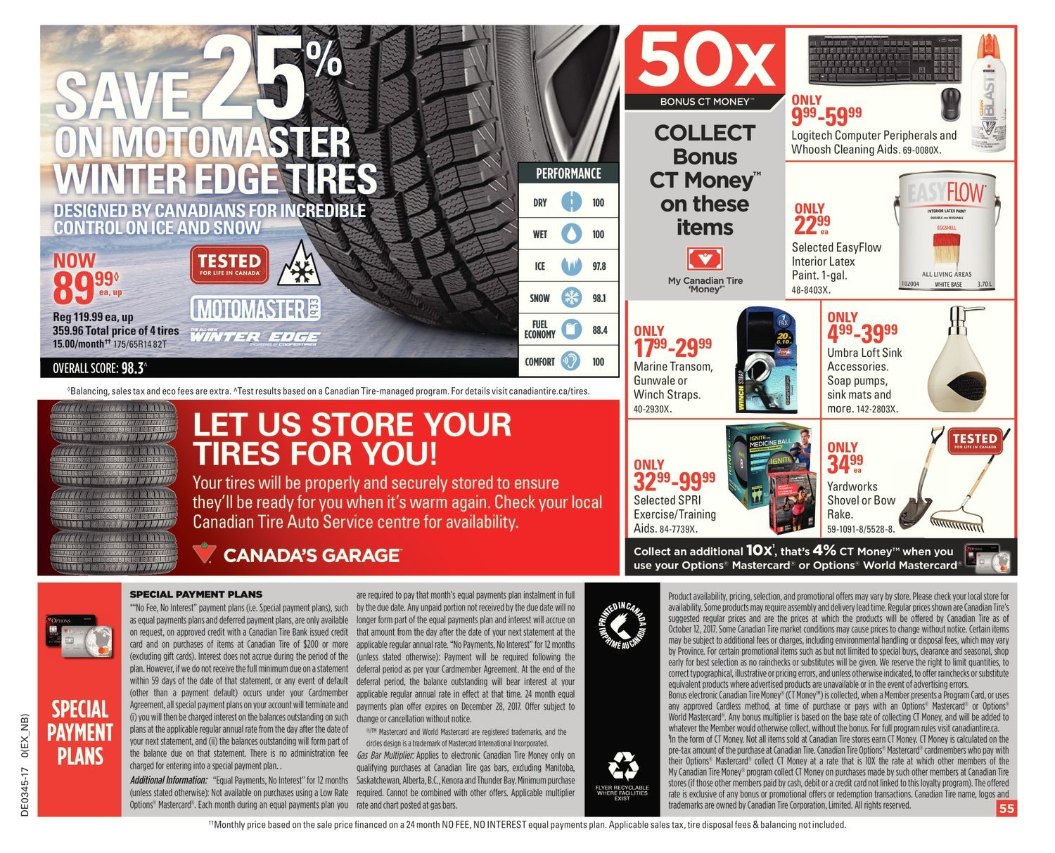 Canadian tire weekly flyer weekly bring on the cheer nov 3 canadian tire weekly flyer weekly bring on the cheer nov 3 9 redflagdeals keyboard keysfo Image collections