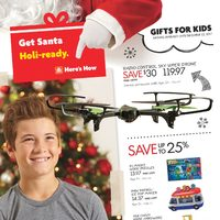 Home Hardware - 2017 Gifts For Kids Guide Flyer