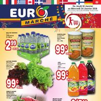 Euromarche - Weekly Specials Flyer