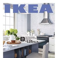 IKEA - The Kitchen Event Flyer