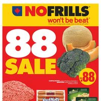 No Frills - Weekly - 88 Sale Flyer
