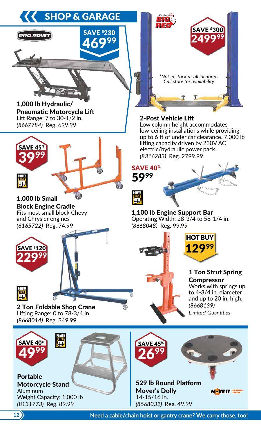 Princess Auto Weekly Flyer Price Brake Down Apr 17 29 Gpi Fuel Pump Wiring Diagram