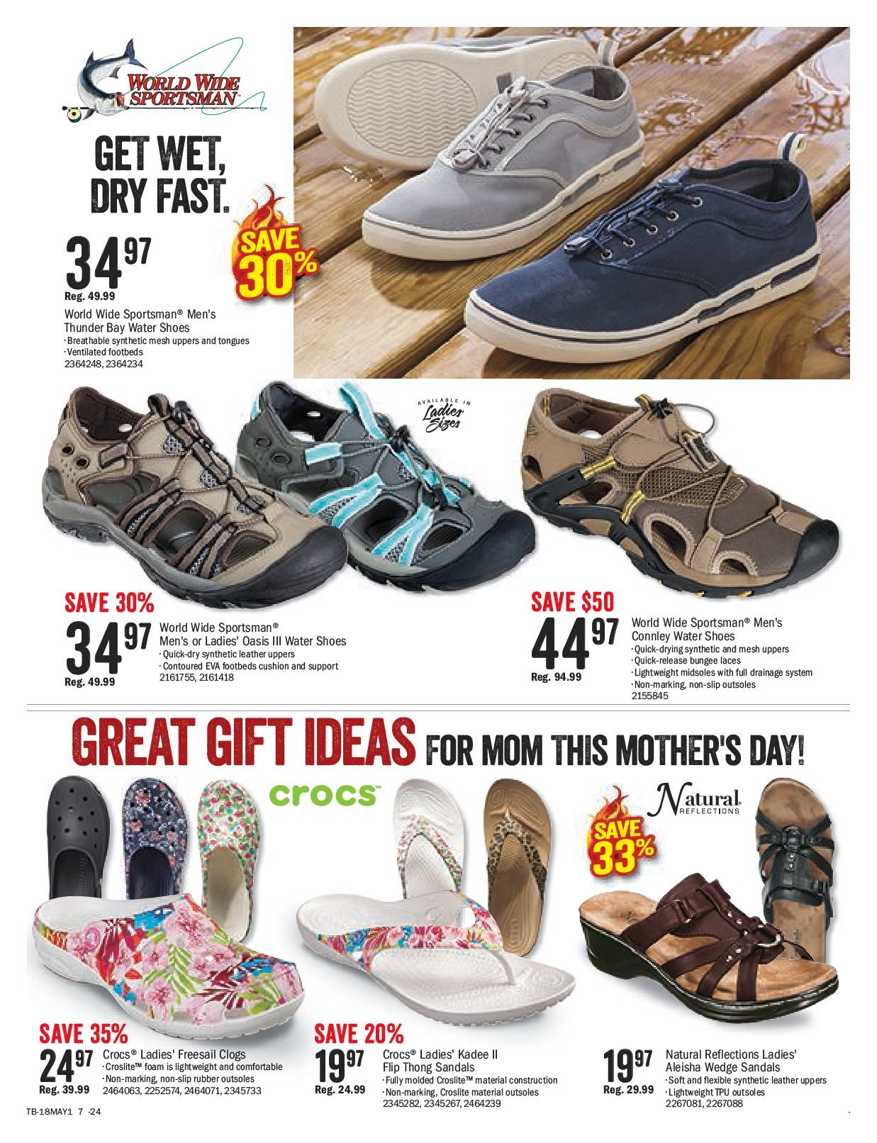 1e03dca2b79 Bass Pro Shops Weekly Flyer - Spring Fever Sale! - Apr 27 – May 13 -  RedFlagDeals.com