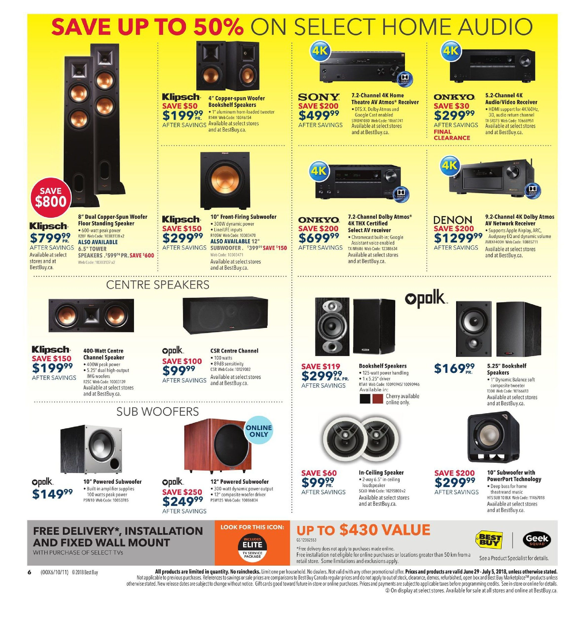 Best buy weekly flyer weekly boxing day in july sale jun 29 best buy weekly flyer weekly boxing day in july sale jun 29 jul 5 redflagdeals fandeluxe Image collections