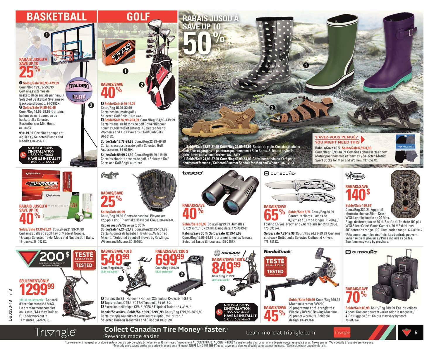 446f001574e9 Canadian Tire Weekly Flyer - Weekly - Summer s On! - Jul 19 – 25 -  RedFlagDeals.com