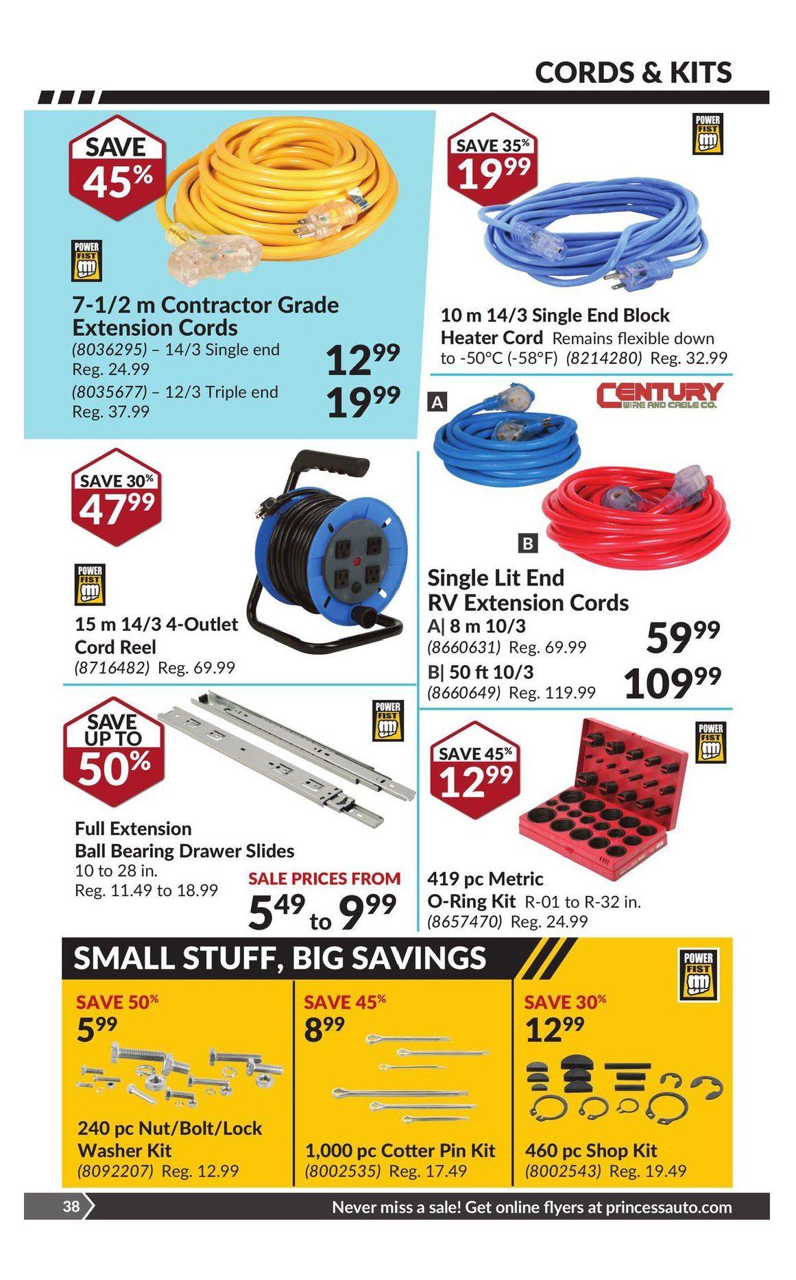 Princess Auto Weekly Flyer - Summer Garage Sale - Aug 7 – 19