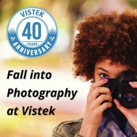 Vistek - Fall Into Photography Flyer