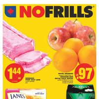 No Frills - Weekly - Won't Be Beat Flyer