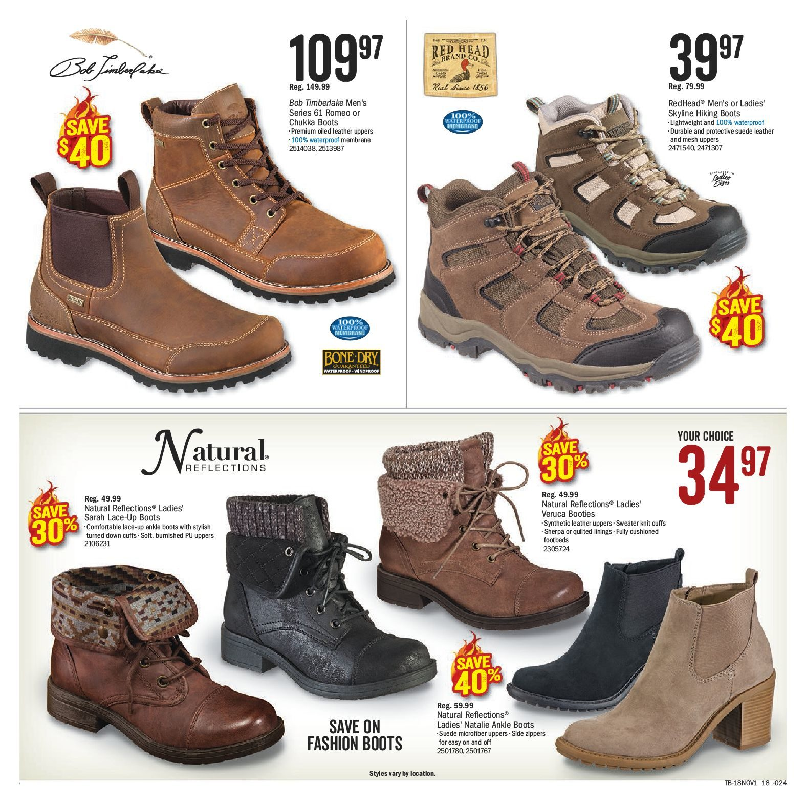 bf795d59a41 Bass Pro Shops Weekly Flyer - Fall Sale! - Oct 19 – Nov 4 ...