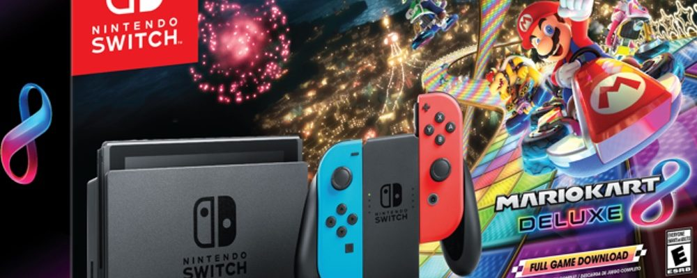 Nintendo Will Release A New Switch And Mario Kart 8 Deluxe