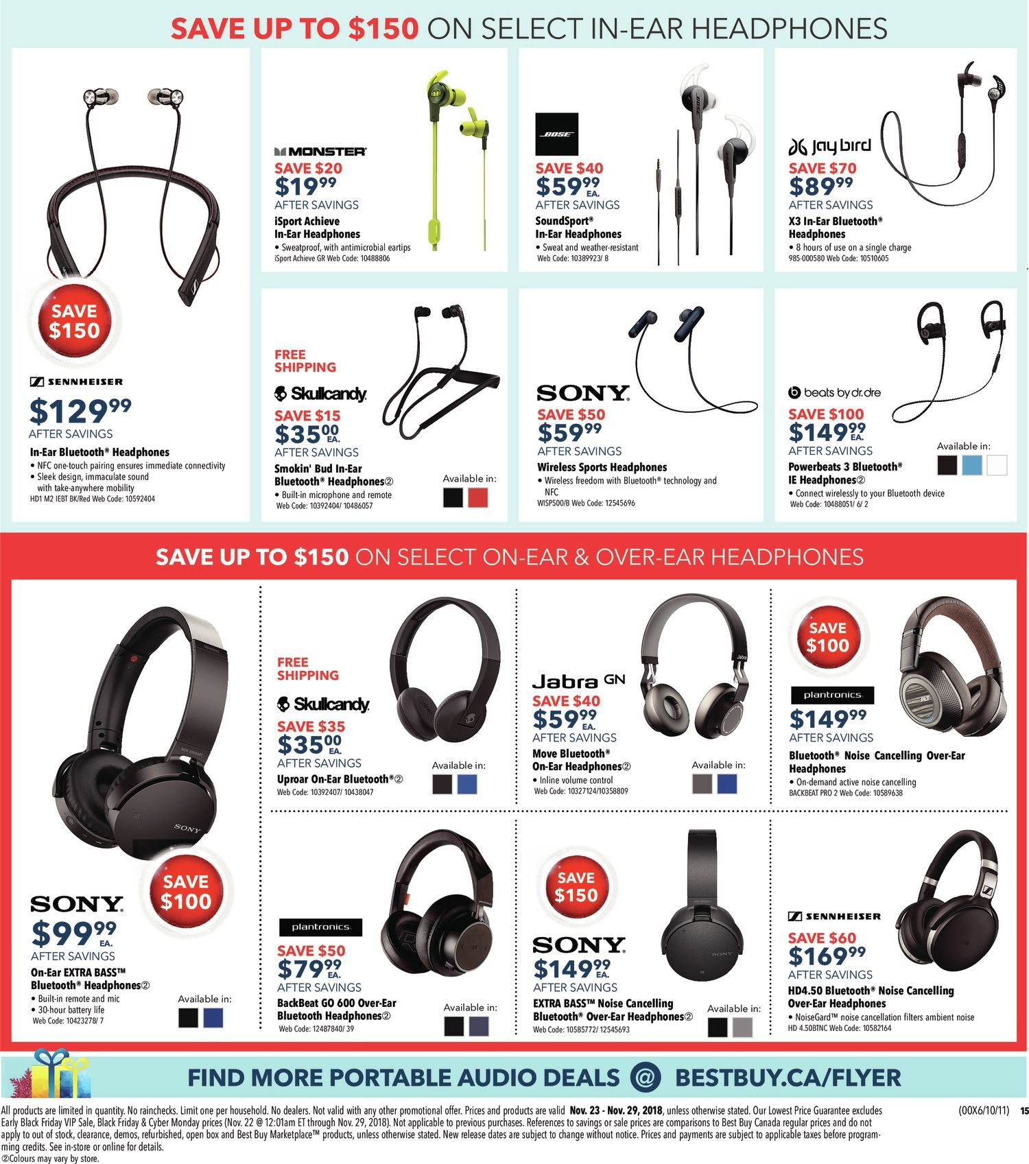 0b9e6750ba14 Best Buy Weekly Flyer - Weekly - Black Friday Sale - Nov 23 – 29 -  RedFlagDeals.com