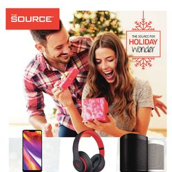 The Source - Weekly - The Source For Holiday Wonder Flyer