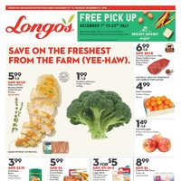 Longos - 2 Weeks of Savings Flyer