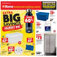- Building Centre - Extra Big Savings Flyer