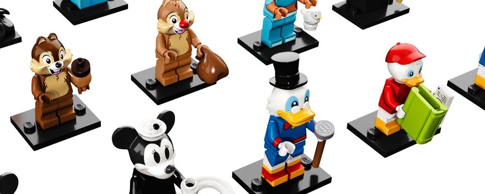 Disney Series 2 LEGO Minifigures Are Coming Out Soon