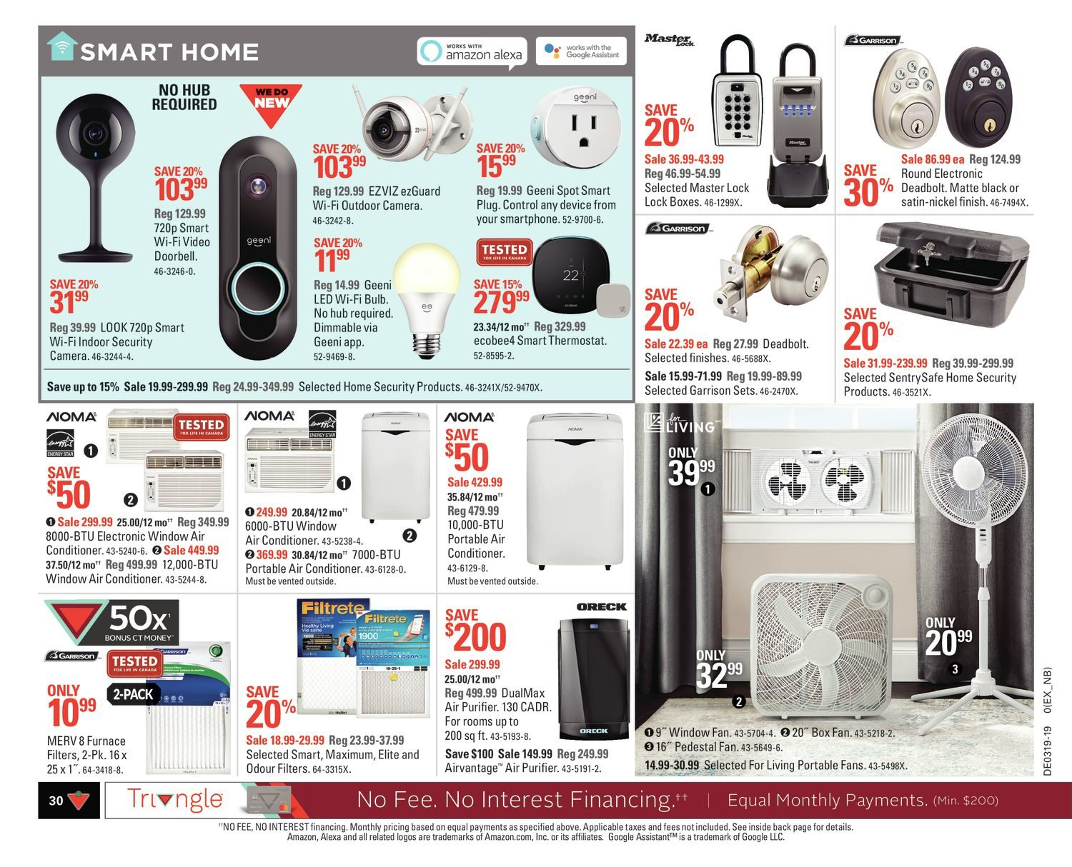 Canadian Tire Weekly Flyer - Weekly - Spring To Life - May 3 – 9