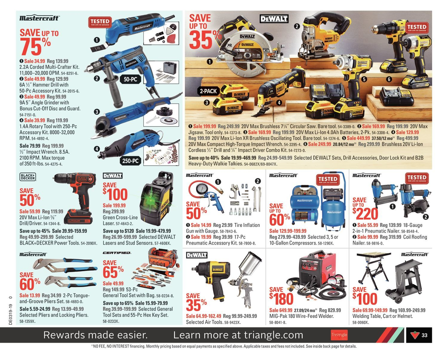 Canadian Tire Weekly Flyer - Weekly - Spring To Life - May 3