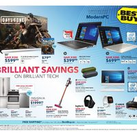 Best Buy - Weekly - Brilliant Savings Flyer