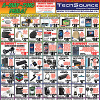 Tech Source - A-May-Zing Deals! Flyer