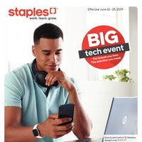 - Tech Guide - Big Tech Event Flyer