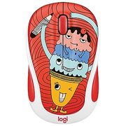Staples Logitech M325C Doodle Collection Wireless Mouse $9.97