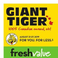 Giant Tiger - Weekly - Lower Prices, Absolutely! Flyer