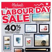 Michaels Flyer - Victoria, BC - RedFlagDeals com