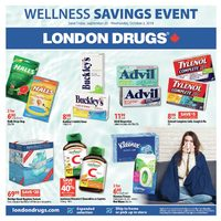 - Wellness Savings Event Flyer