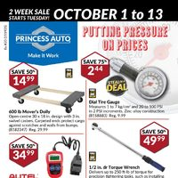 - 2 Week Sale! - Putting Pressure On Prices Flyer