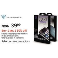 Ishleloz Screen Protectors