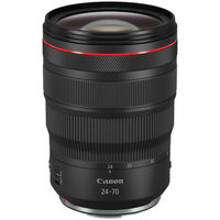 Canon RF 24-70mm F/2.8 L Is USm Lens