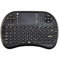 Gravitti Wireless Keyboard With Multi-Touch Touchpad