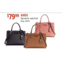 Guess Epstein Satchel