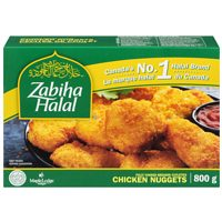 Maple Lodge Zabiha Halal Chicken Huggets