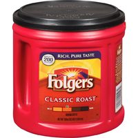 Folgers Roast And Ground Coffee Or Tim Hortons Coffee Pods