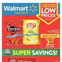- Supercentre - Game Time Super Savings! Flyer