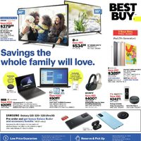 - Weekly - Savings The Whole Family Will Love. Flyer