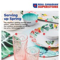 Real Canadian Superstore - Serving Up Spring Flyer