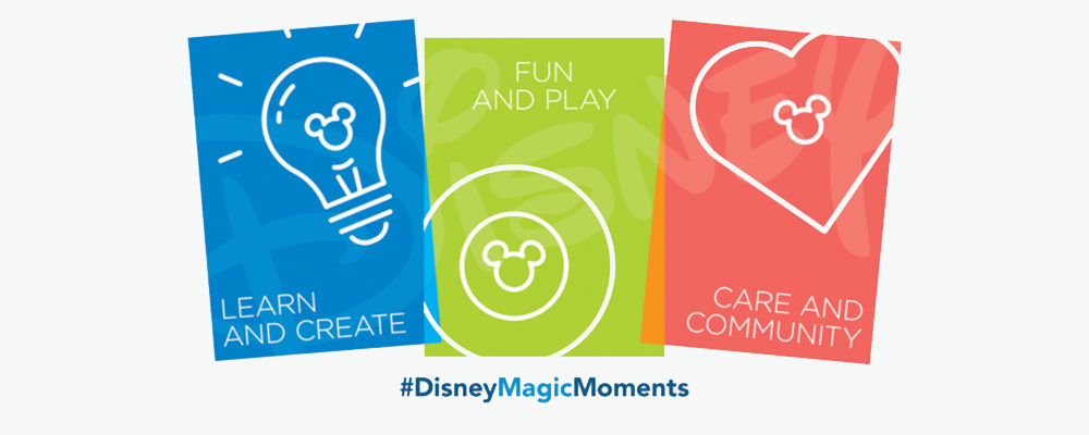 The Disney Magic Moments Website Makes Staying at Home More Fun