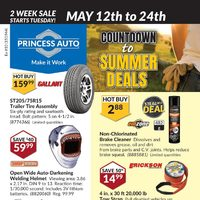- 2 Week Sale - Countdown To Summer Deals  Flyer