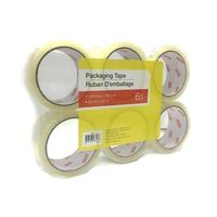 48mm x 50m Clear Packaging Tape