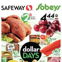 Safeway - Weekly - Dollar Days Flyer