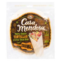 Casa Mendosa Tortillas Or Wonder Wraps