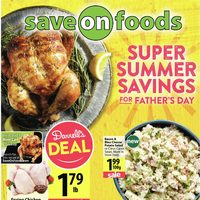 - Weekly Specials - Super Summer Savings For Father's Day Flyer