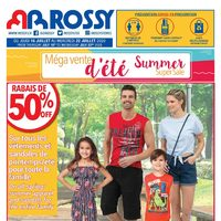Rossy - Weekly - Summer Super Sale Flyer