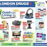 - 6 Days of Savings - Outdoor Living Flyer
